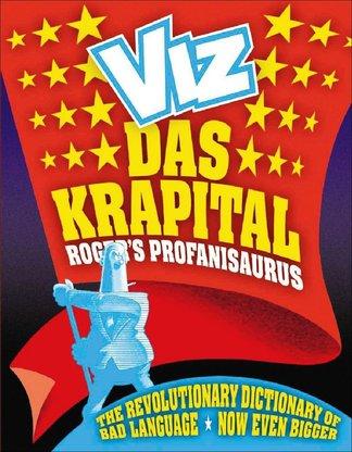 Viz Das Krapital - Roger's Profanisaurus digital cover