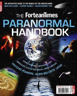 Fortean Times Paranormal Handbook digital cover