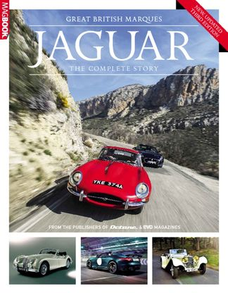 Jaguar: The Complete Story digital cover