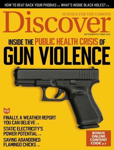 Discover digital cover