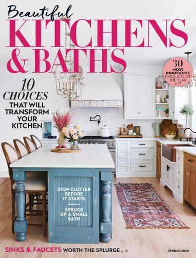 Kitchens & Baths digital cover