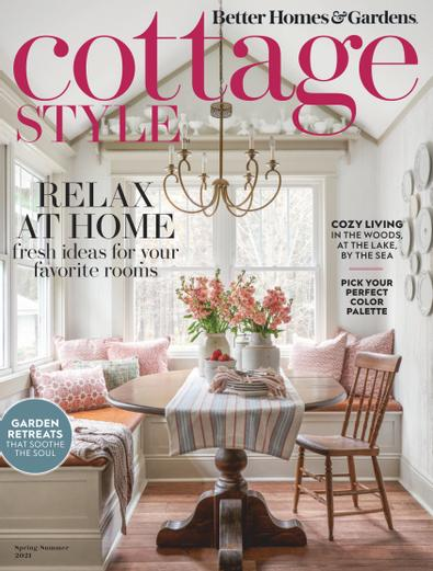 Cottage Style digital cover