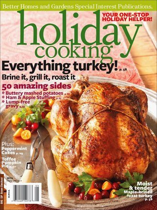 Holiday Cooking digital cover