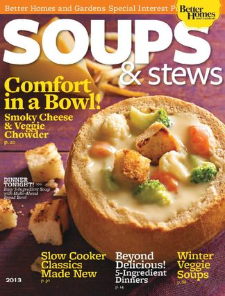 Soups digital cover
