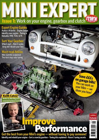 Mini Magazine: Mini Expert digital cover