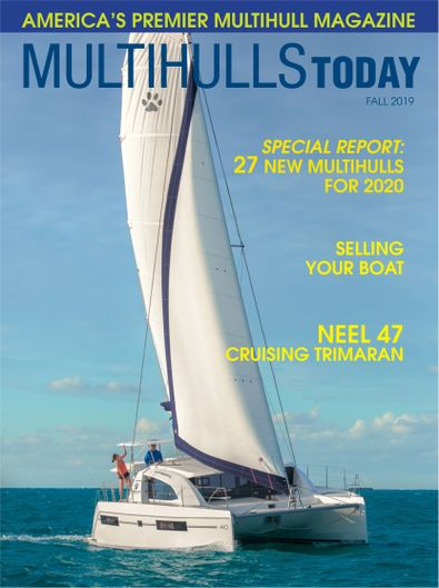 Multihulls Quarterly digital cover