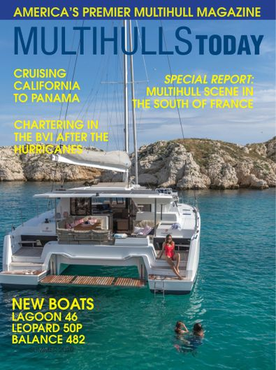 Multihulls Quarterly digital cover