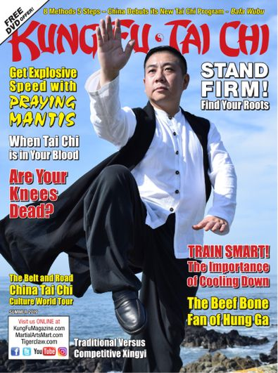 Kung Fu Tai Chi digital cover