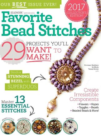 Favorite Bead Stitches digital cover