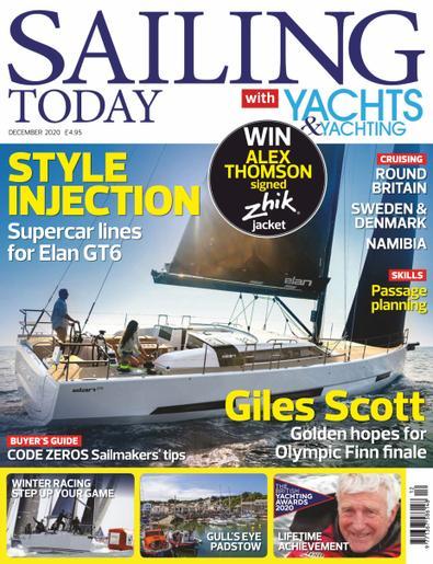 Yachts & Yachting magazine digital cover