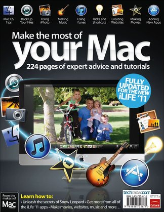 Make the Most of Your Mac 2011 digital cover