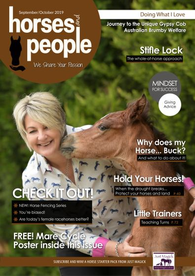 Horses and People digital cover
