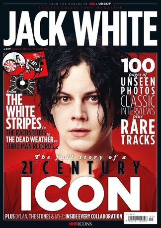 NME Icons: Jack White digital cover
