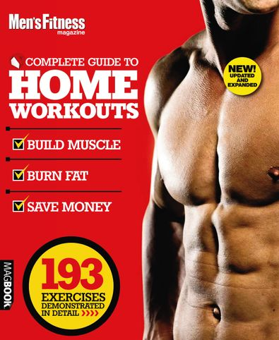 Men's Fitness Complete Guide to Home Workouts 2nd digital cover