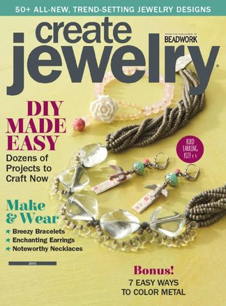 Create Jewelry: 101 All-New Designs digital cover
