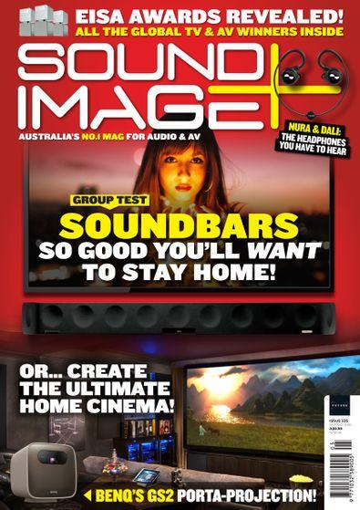 Sound + Image digital cover