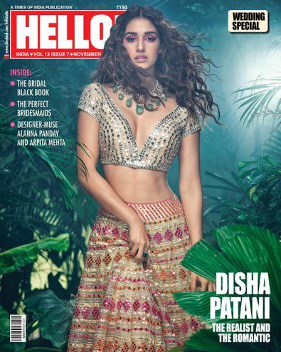 HELLO! India digital cover