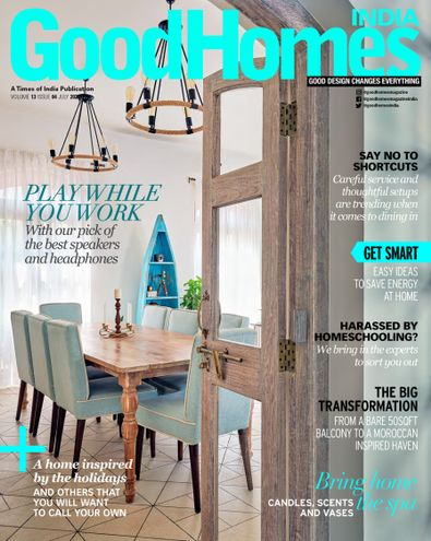 GoodHomes India digital cover