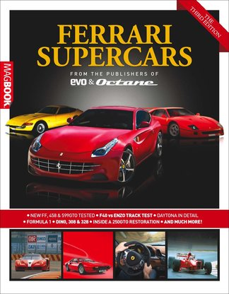 Ferrari Supercars The Third Edition  digital cover
