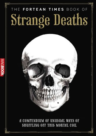 Fortean Times: Book of Strange Deaths digital cover