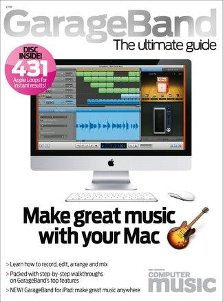GarageBand – The Ultimate Guide digital cover