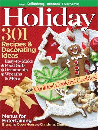 Holiday: 301 Recipes & Decorating Ideas digital cover