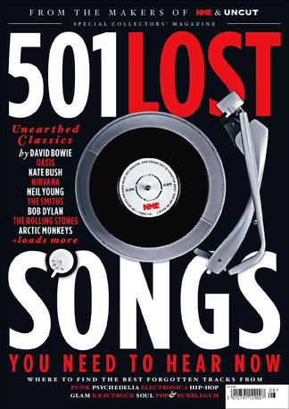 NME Icons 501 Lost Songs digital cover