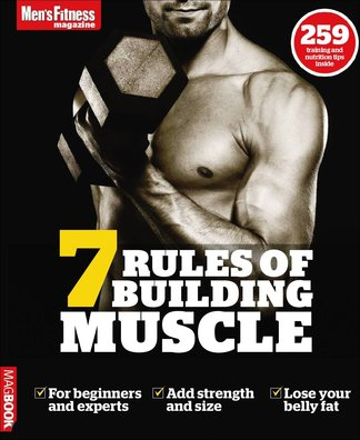 Men's Fitness 7 Rules of Building Muscle digital cover