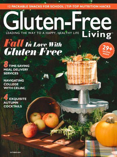 Gluten-Free Living digital cover