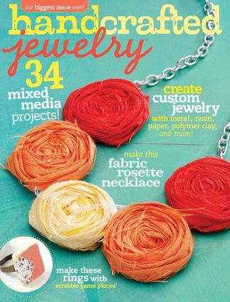 Handcrafted Jewelry digital cover
