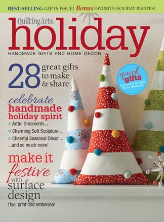 Quilting Arts Holiday digital cover