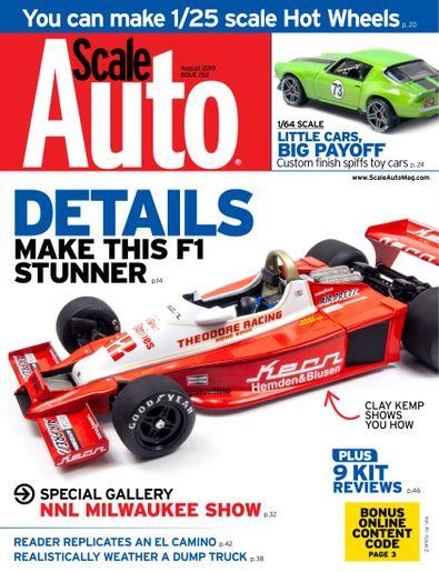 Scale Auto digital cover