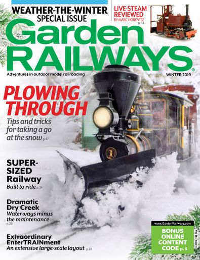 Garden Railways digital cover