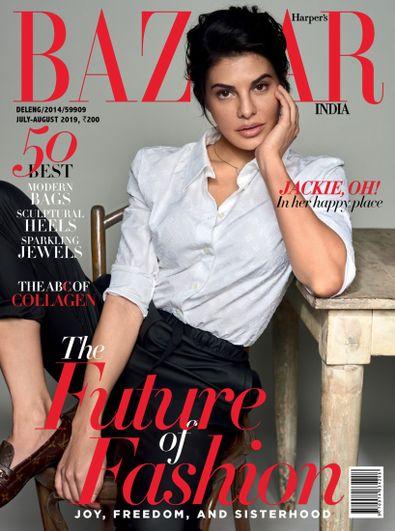 Harper's Bazaar India digital cover