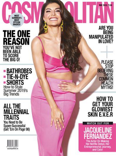 Cosmopolitan India digital cover
