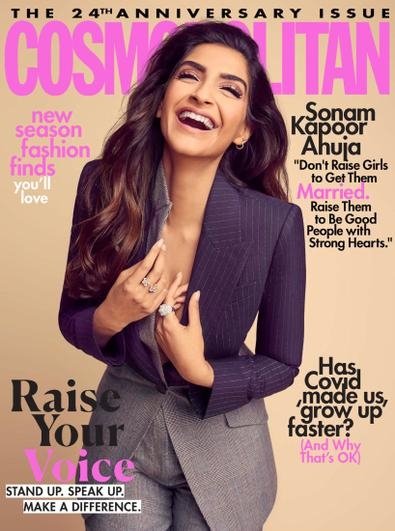 Cosmopolitan India digital cover