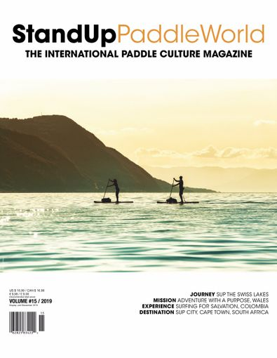 Stand Up Paddle World digital cover