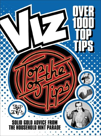 Viz: Top of the Tips digital cover