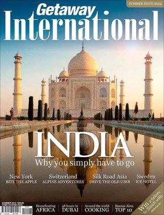 Getaway International digital cover