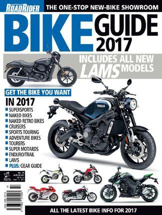 Road Rider Bike Guide digital cover