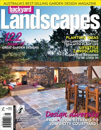 Landscapes digital cover