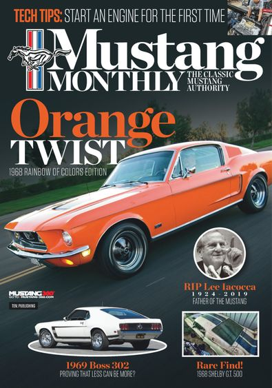 Mustang Monthly digital cover