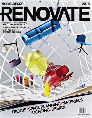 Home & Decor : Renovate digital cover