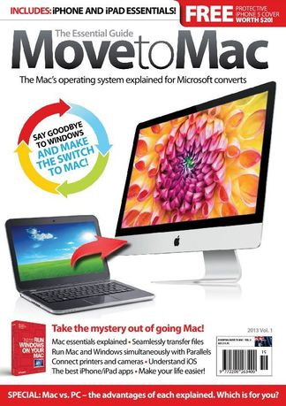 Essential Move to Mac digital cover