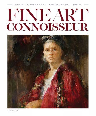 Fine Art Connoisseur digital cover
