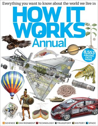 How It Works Annual Vol 1 digital cover