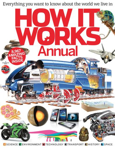 How It Works Annual Vol 2 digital cover