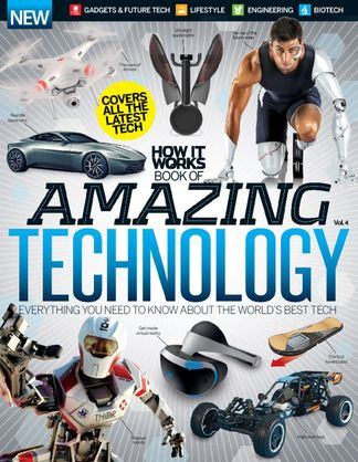 How It Works Book of Amazing Technology digital cover