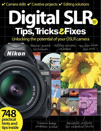 Digital SLR Tips, Tricks & Fixes cover