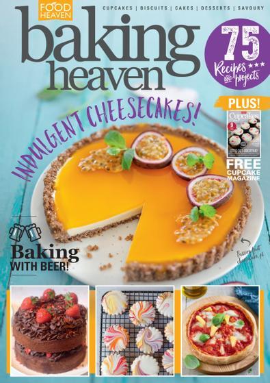 Food Heaven digital cover
